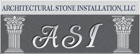 Architectural Stone Installation