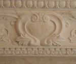 Fireplace Carving Detail