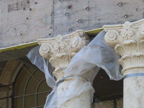 Corinthian Capital - Close Up