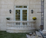 Radius Side Porch