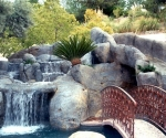 Waterfall/Bridge Pool