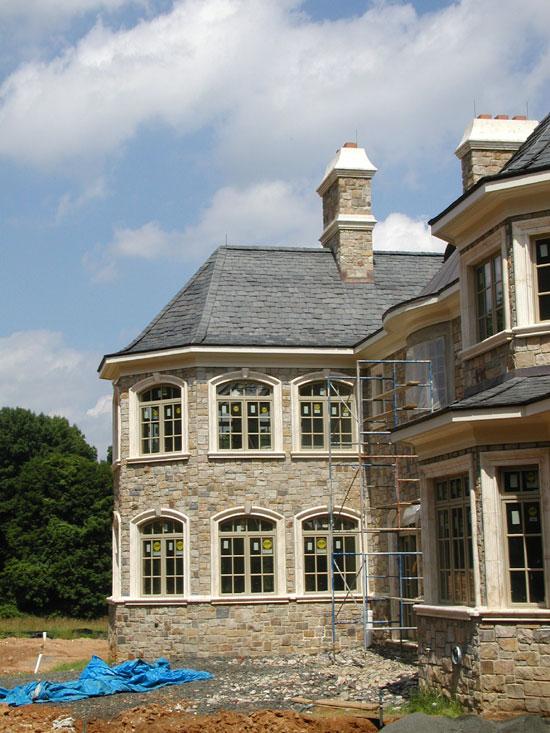 Window Surround with Keystone