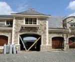 Port Cochere & Garage