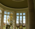 Tuscan Columns at Sunroom
