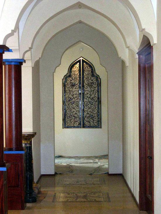 Bronze Niche Doors