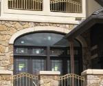Bronze Terrace Rail
