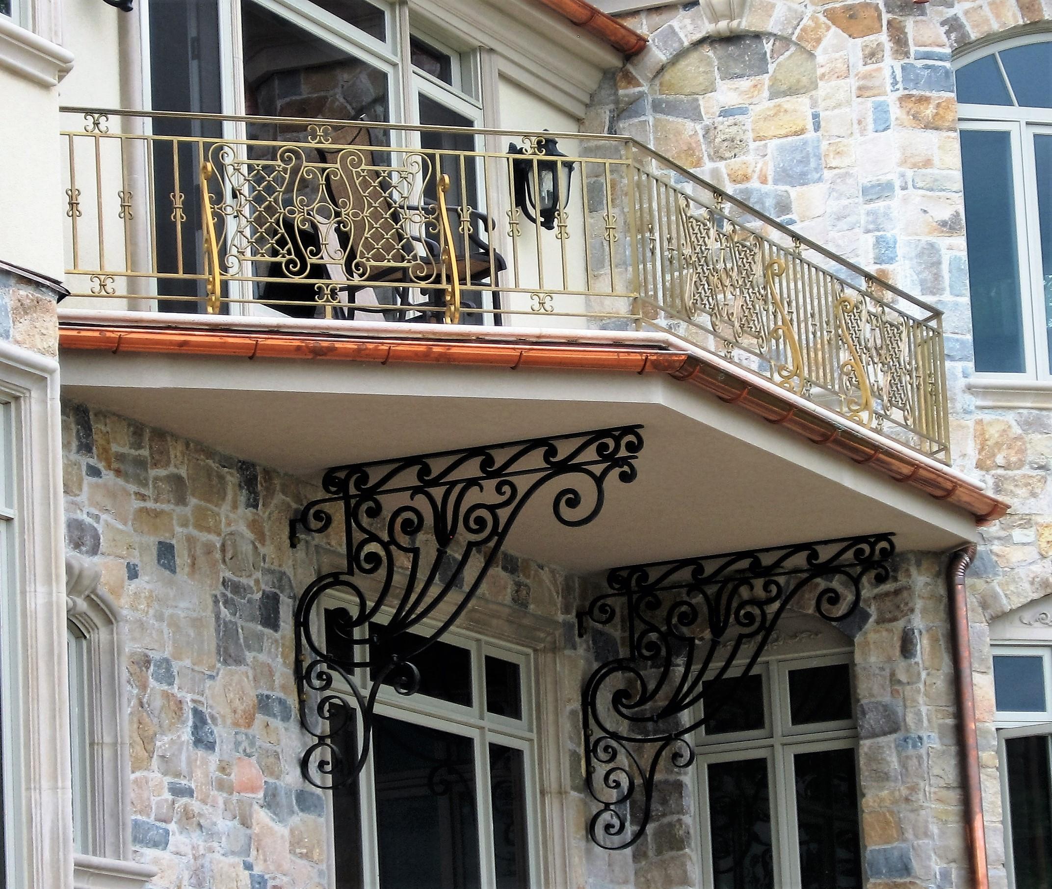 Bronze Balcony