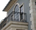 Iron Entry Rail