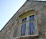 Small Upper Balcony