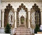 Bronze Grills Gate & Handrail
