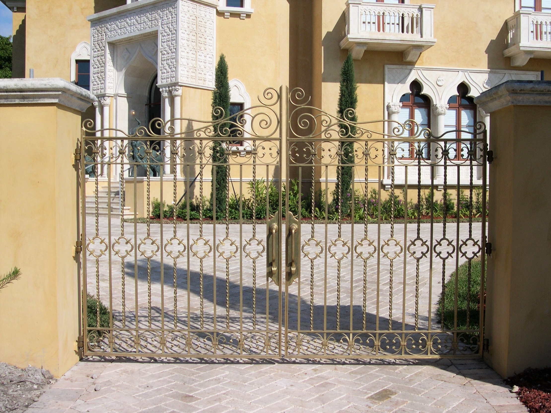 Exterior Gates Amp Fence International Forge