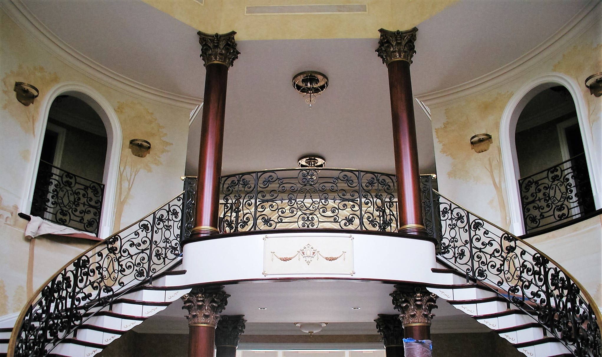 Double Sided Stair