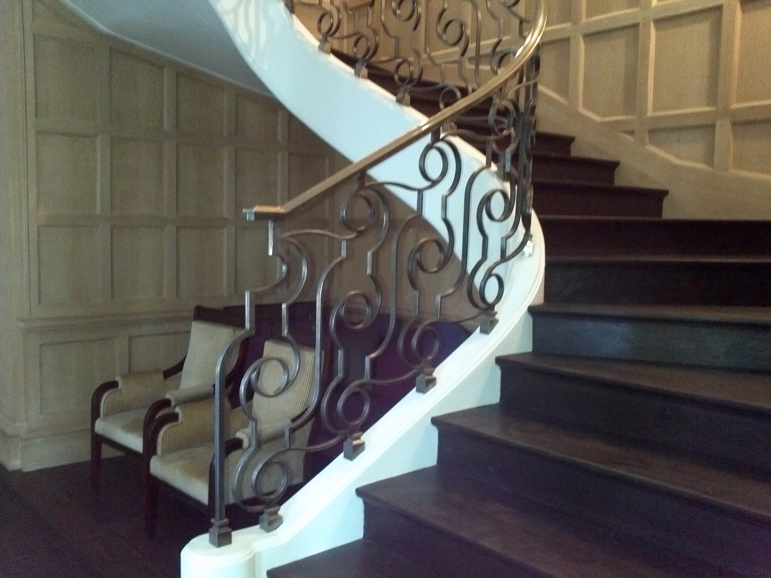 Interior Stair Rail