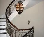 Detailed Iron Rail