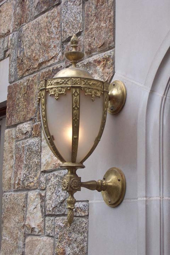 Bronze Wall Mount