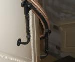 Iron Handrail Bracket