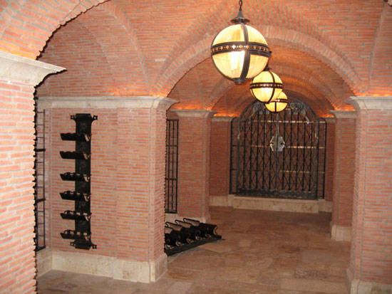 Wine Cellar Overview