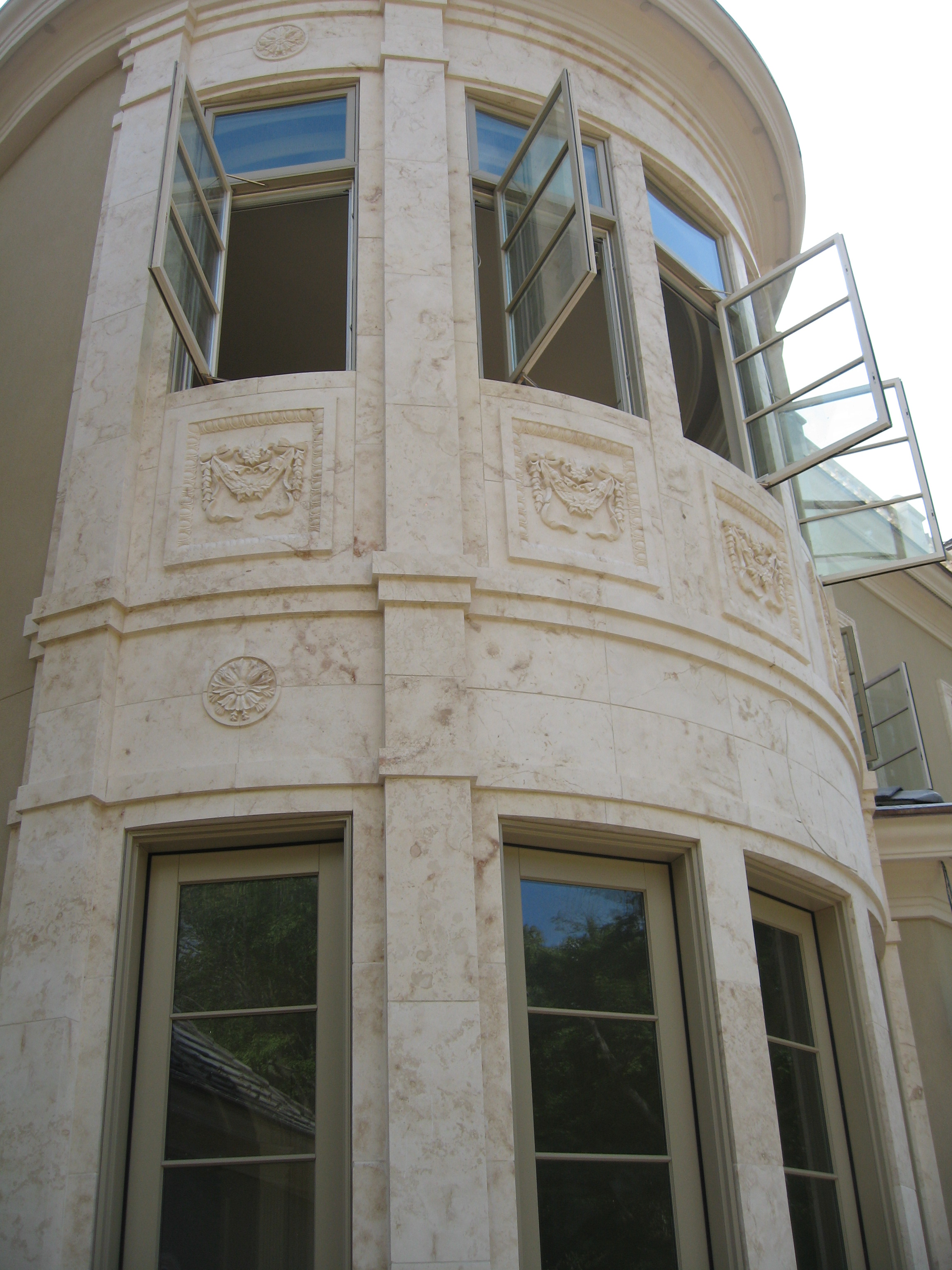 Stone Work Architectural Stone Installation